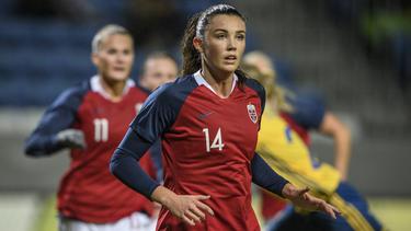 Ingrid Syrstad Engen verstärkt den VfL Wolfsburg