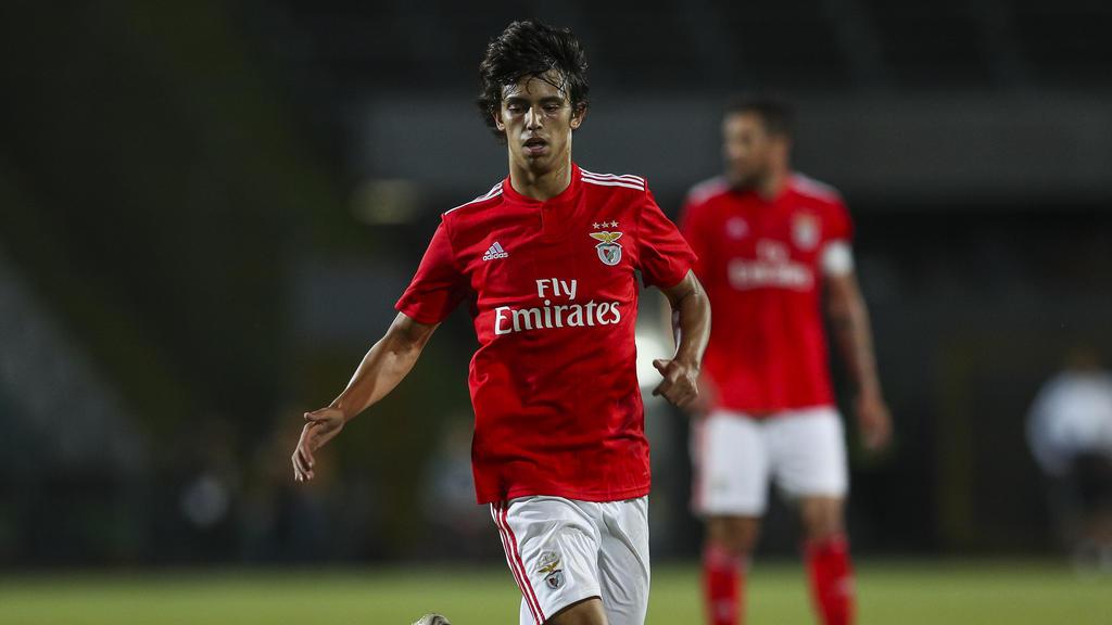 Joao Félix gilt in Portugal als großes Talent