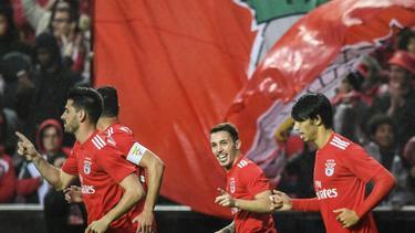 Benfica bejubelt ein historisches 10:0