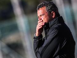 U17-Teamchef Manfred Zsak kann zufrieden sein