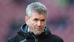 Friedhelm Funkel hat mit Fortuna Düsseldorf einen Lauf
