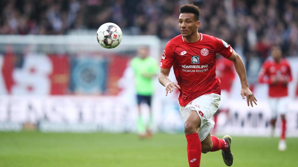Mindestens ein weiteres Jahr beim 1. FSV Mainz: Karim Onisiwo