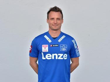Tino Wawra, der neue Sportchef bei BW Linz