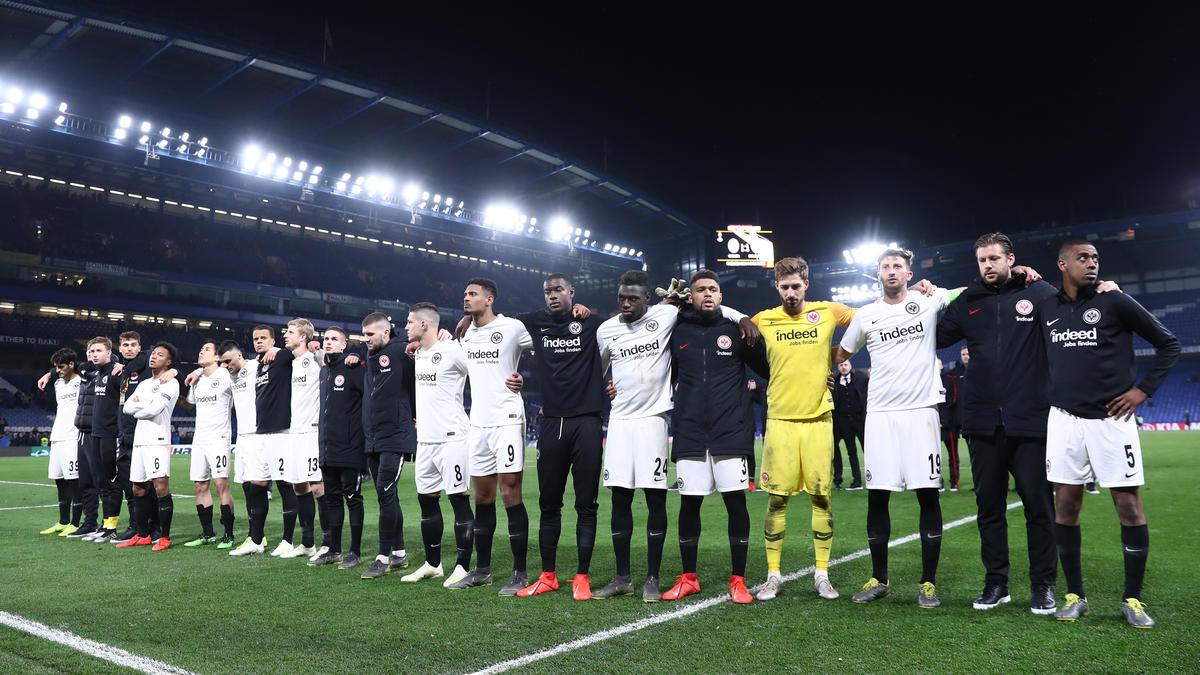 Eintracht Frankfurt könnte einige Spieler verlieren