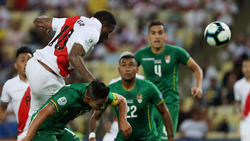 Copa America: Peru schlägt Bolivien mit 3:1