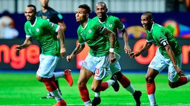 Madagascar suma cuatro puntos en su grupo.
