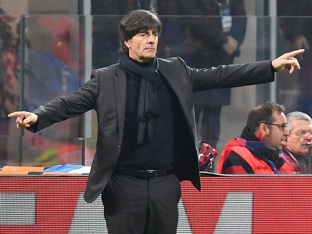 Joachim Löw legt den Fokus schon jetzt auf die WM 2018