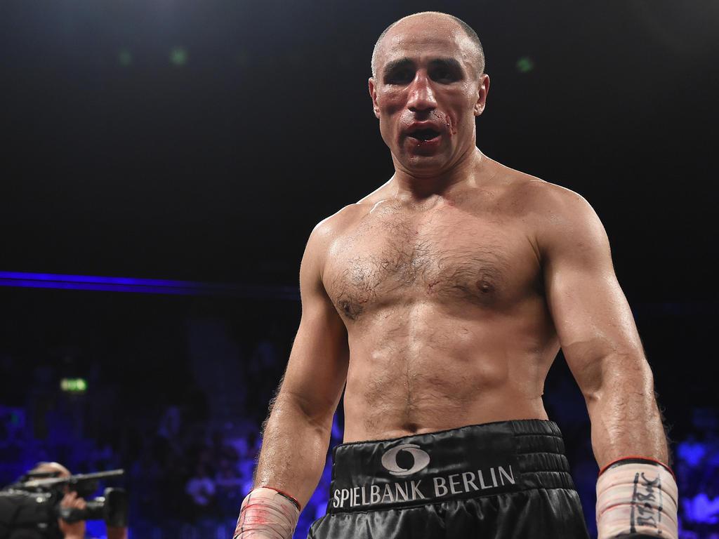 Arthur Abraham wird von seinem Trainer Uli Wegner hart kritisiert