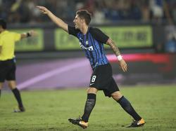 Wechselt ins Fürstentum Monaco: Stevan Jovetić