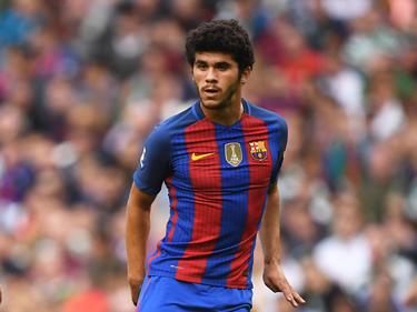 Barcelonas Carles Aleñá steigt im Sommer zu Messi und Co. auf. © Getty Images
