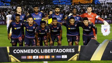 Liga de Quito es la gran sorpresa en cuartos de la Libertadores.