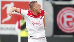 Rouwen Hennings erzielte das Goldene Tor gegen Mainz 05