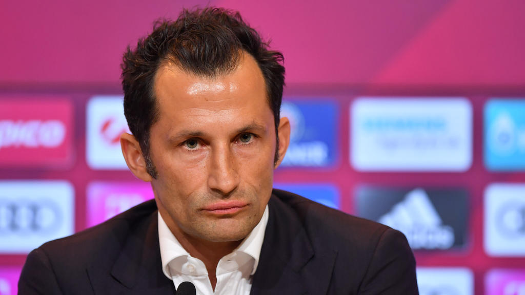 Hasan Salihamidzic hat auf die harten Worte von Friedhelm Funkel reagiert