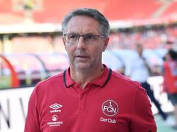 Damir Canadi steht beim 1. FC Nürnberg unter Druck