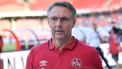 Damir Canadi ist nicht mehr Coach beim 1. FC Nürnberg