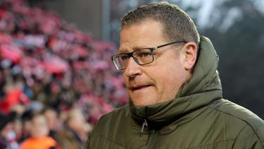 Max Eberl von Borussia Mönchengladbach wünscht sich mehr Stabilität