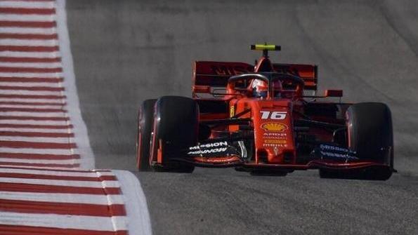 Die Frage nach Austin: Wo ist die Ferrari-Form der vergangenen Wochen nur hin?