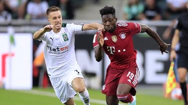 """Gladbach ist der """"Angstgegner"""" des FC Bayern"""