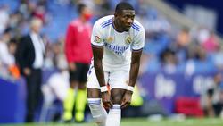 David Alaba schnürt die Fußball-Schuhe für Real Madrid
