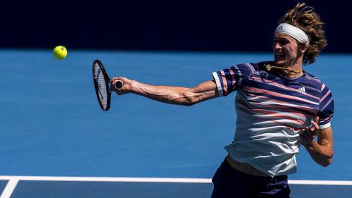 Alexander Zverev freut sich auf sein erstes Grand-Slam-Halbfinale