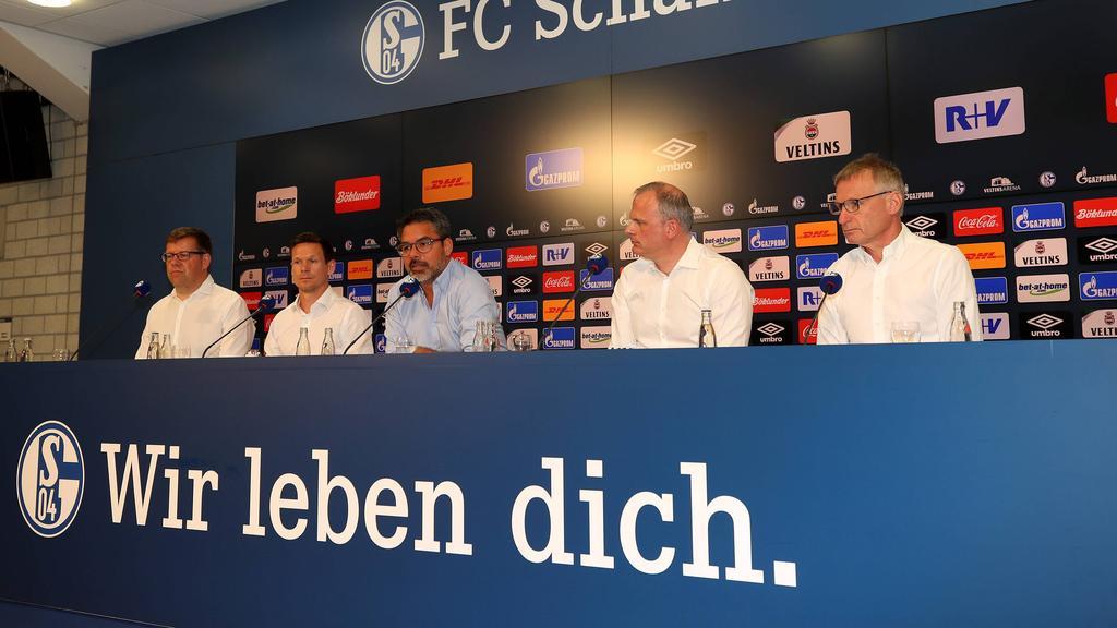 Die Verantwortlichen des FC Schalke 04 hoffen auf die Rückkehr ins international Geschäft
