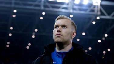 Lennart Czyborra spielte bis zur A-Jugend für Schalke 04