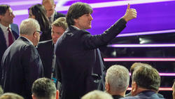 Joachim Löw ist neuer Rekordhalter