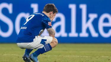 Benito Raman und der FC Schalke stecken in einer tiefen Krise
