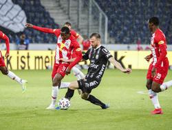Salzburg gegen den WAC