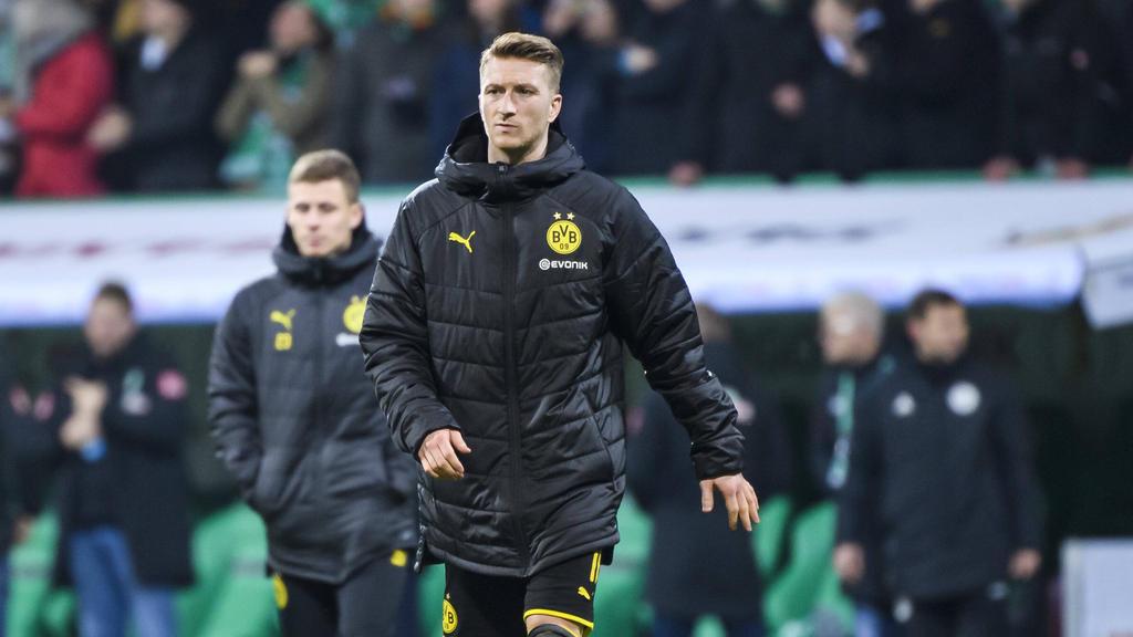 Fehlt dem BVB womöglich bis 2021: Marco Reus