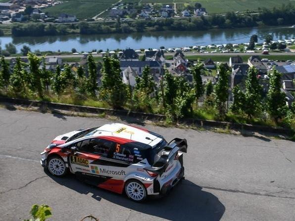 2020 wird die Rallye-Weltmeisterschaft nicht in Deutschland fahren