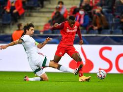 Salzburg kommt gegen Lokomotiv Moskau nicht über ein 2:2 hinaus