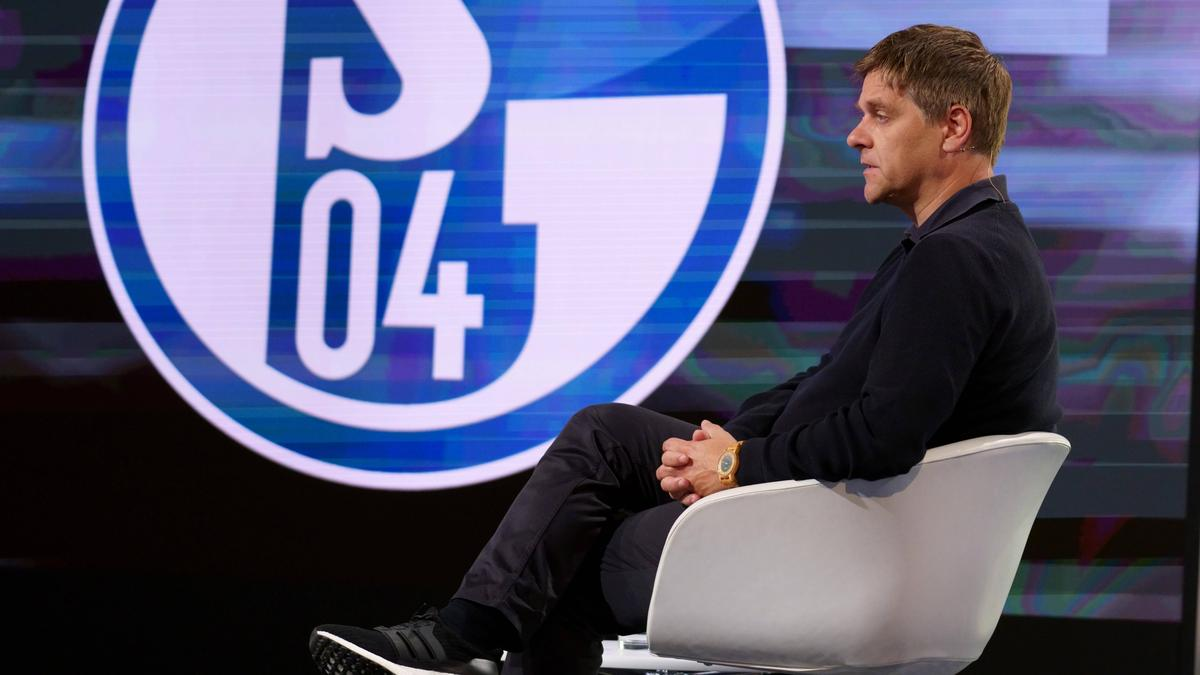 Union-Boss Oliver Ruhnert ist Anhänger des FC Schalke 04