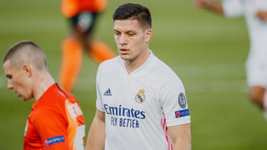Zieht es Luka Jovic in die Premier League?