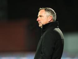 LASK-Coach Dominik Thalhammer will unbedingt den Sieg