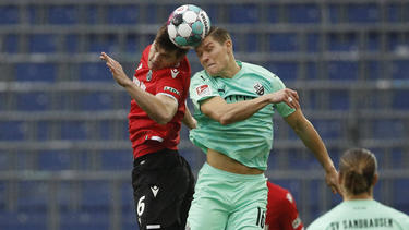 Erfolg für Hannover 96 gegen Sandhausen
