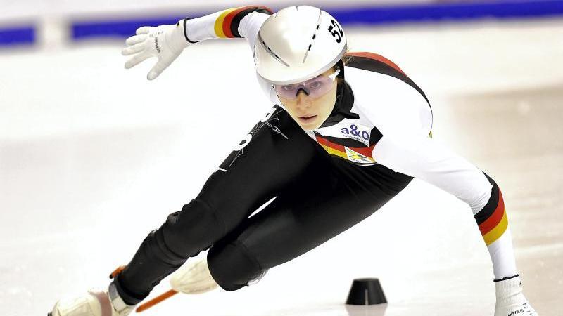 Hatte einen schweren Trainingsunfall: Anna Seidel