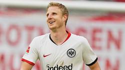 Martin Hinteregger sorgte nach dem Bayern-Sieg für die richtige Getränkeauswahl