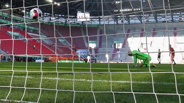 Lomb gab in der Bundesliga keine glückliche Figur ab