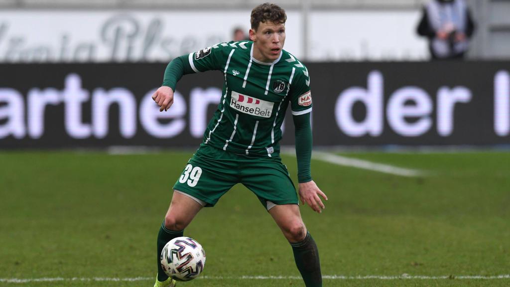 Florian Riedel wurde suspendiert