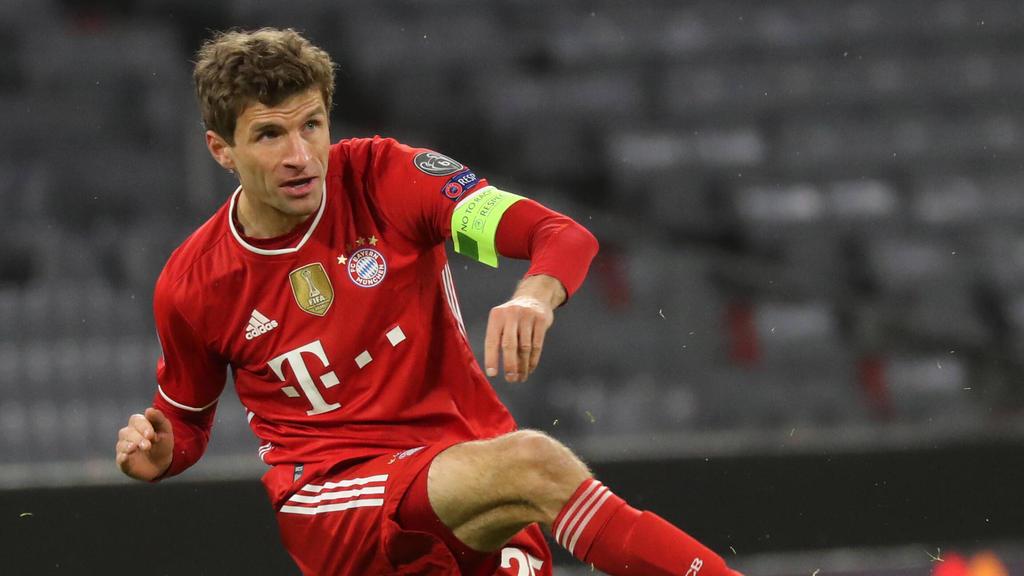 Thomas Müller spielt beim FC Bayern eine starke Saison