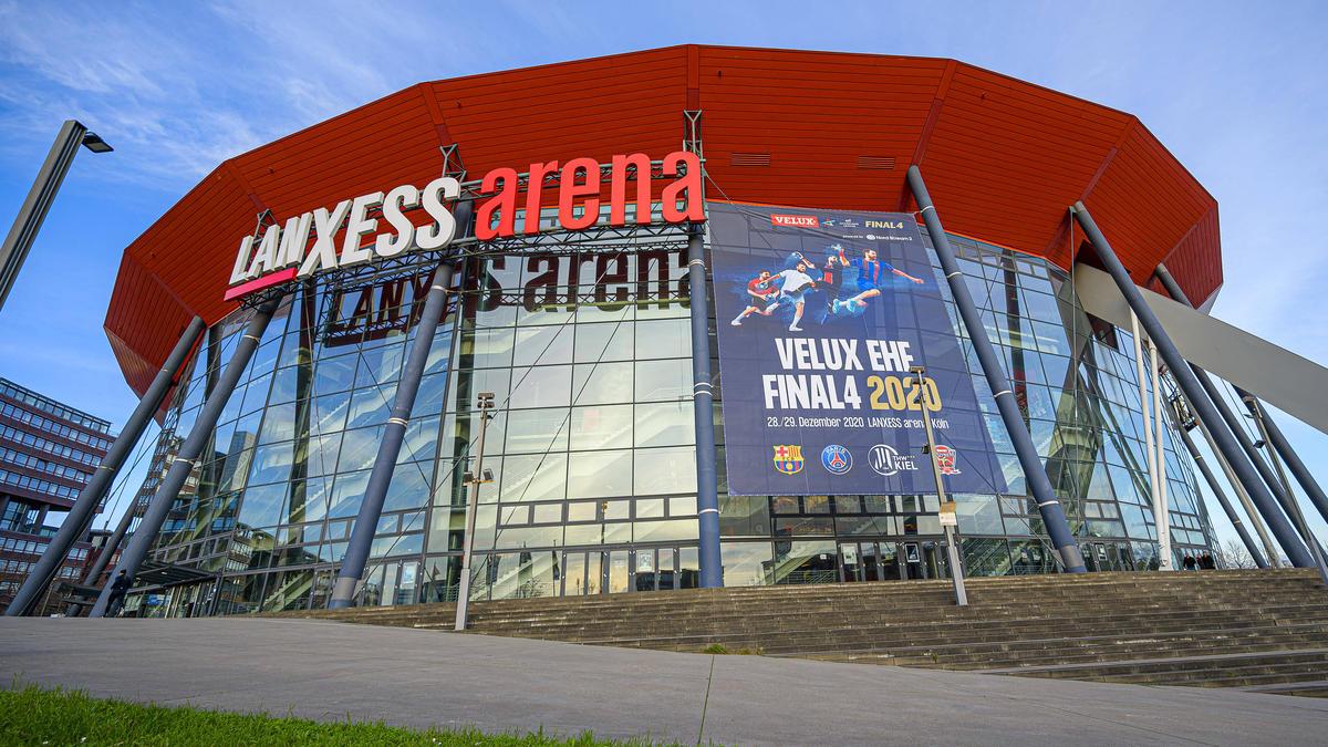 Wie im vergangenen Jahr findet das Final-Four-Turnier in Köln statt