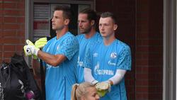 Auch Markus Schubert (r.) soll den FC Schalke 04 verlassen