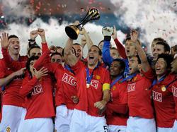 United gewinnt die Klub-WM