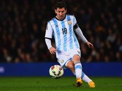 Ist die Copa für Messi die letzte große Chance auf einen Titel mit der Nationalelf?