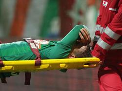Louis Schaub blieb eine schlimmere Verletzung erspart