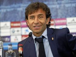 Luis Milla ist neuer Coach von Real Zaragoza