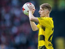 Jan-Niklas Beste wechselt offenbar vom BVB zum HSV