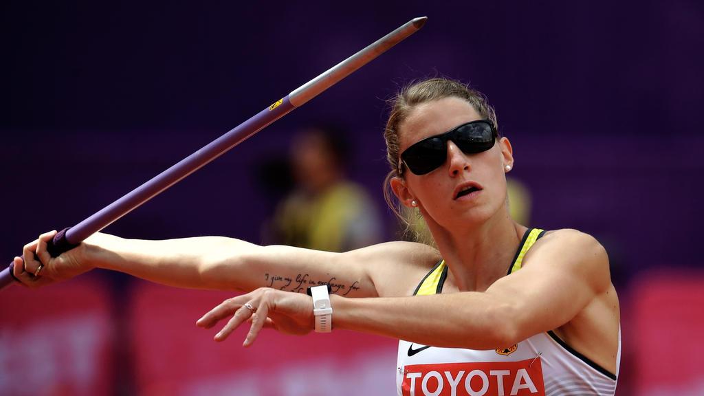 Carolin Schäfer hat weiterhin Medaillen-Chancen