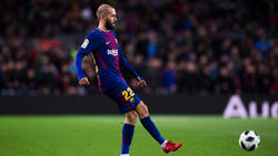 Aleix Vidal verlässt den FC Barcelona